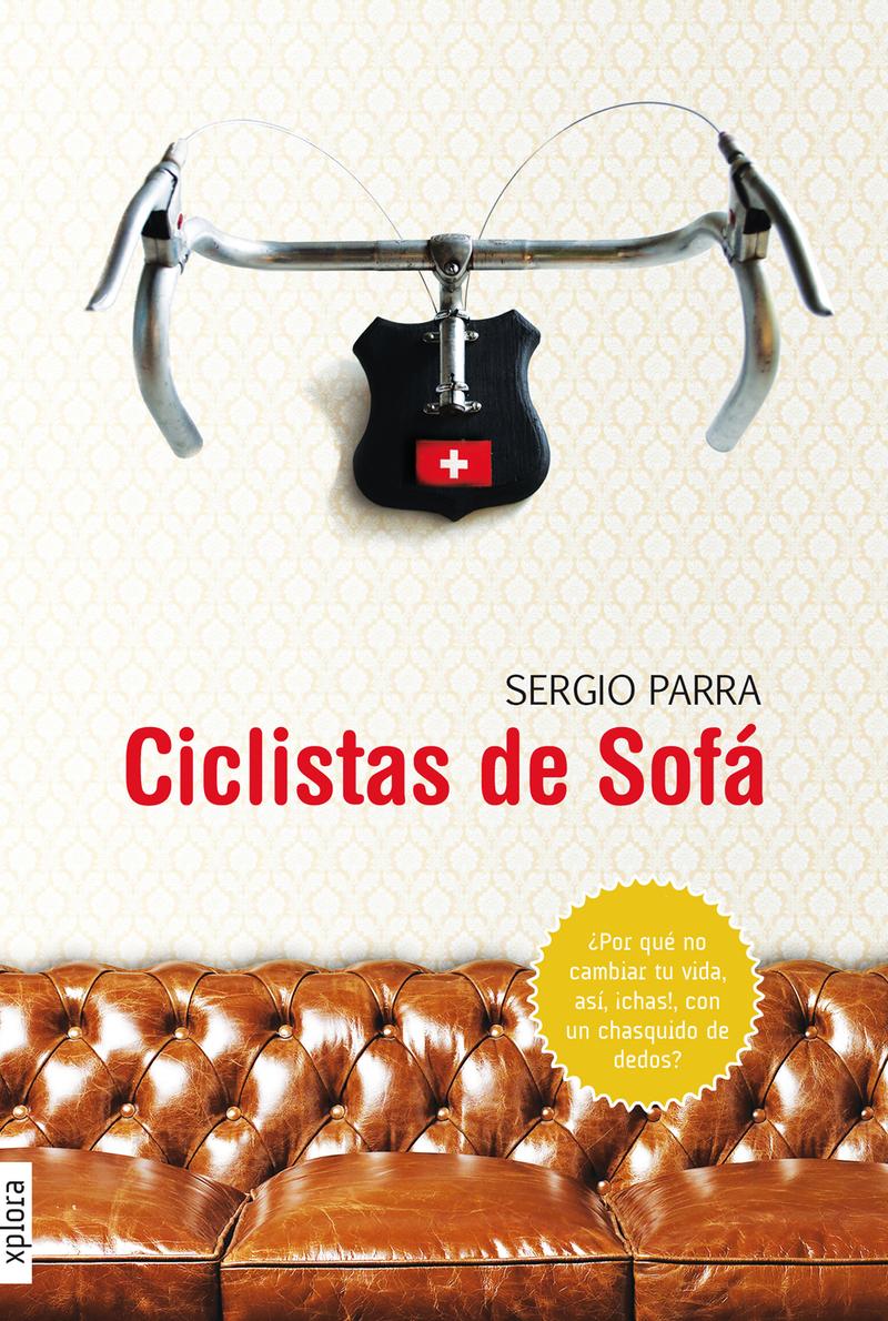 CICLISTAS DE SOFÁ: portada