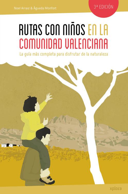 RUTAS CON NI�OS EN LA COMUNIDAD VALENCIANA: portada