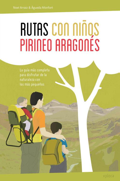Rutas con niños en el Pirineo aragonés: portada