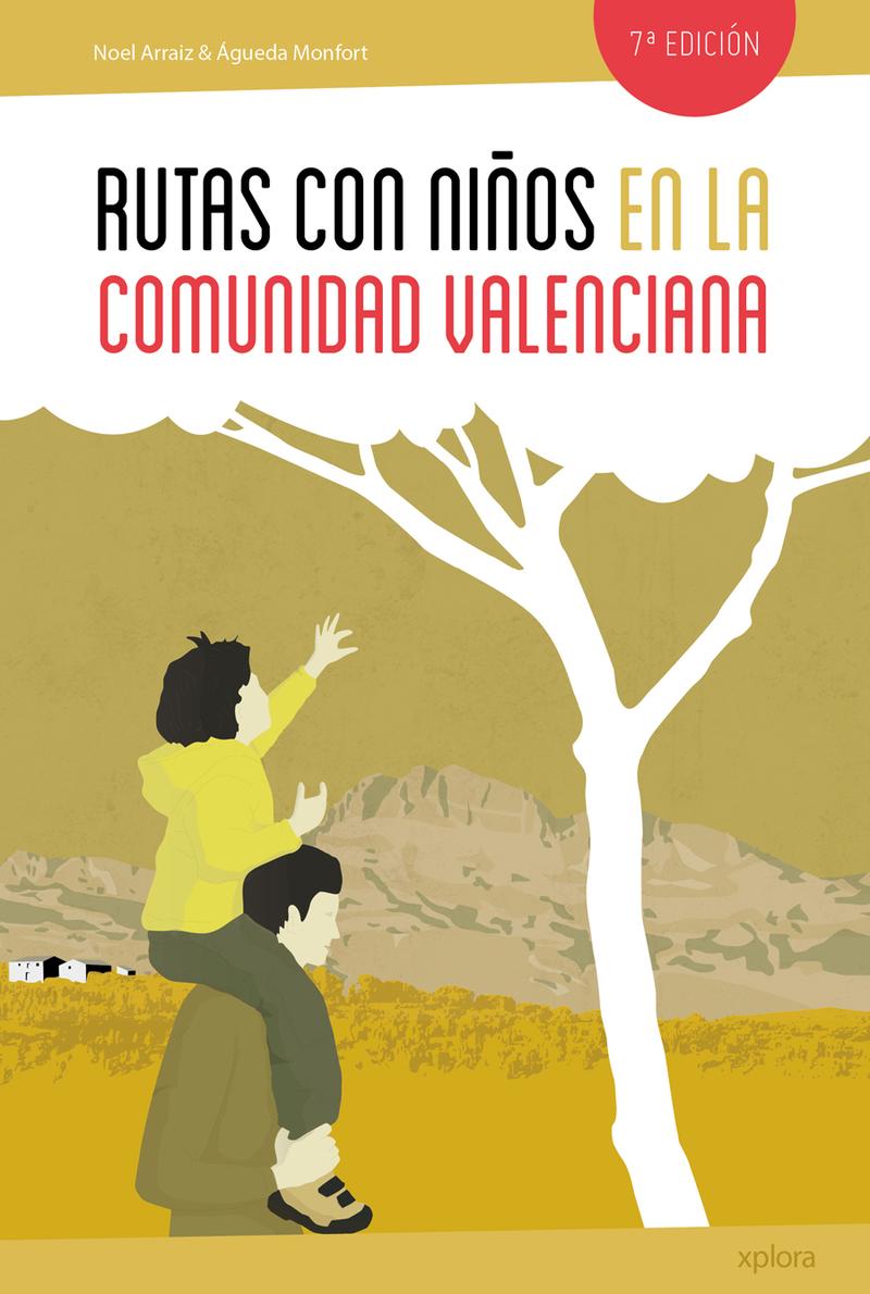 Rutas con niños en la Comunidad Valenciana: portada