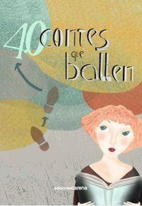 40 contes que ballen: portada