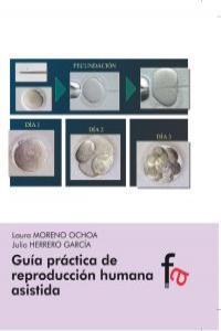 GU�A PR�CTICA DE REPRODUCCI�N HUMANA ASISTIDA: portada