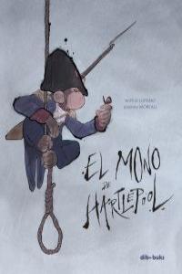 EL MONO DE HARTLEPOOL: portada