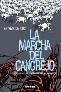 LA MARCHA DEL CANGREJO 3: portada