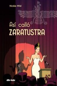 ASÍ CALLÓ ZARATUSTRA: portada