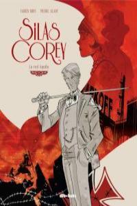 SILAS COREY: portada