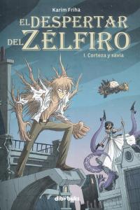 EL DESPERTAR DEL ZÉLFIRO 1: portada