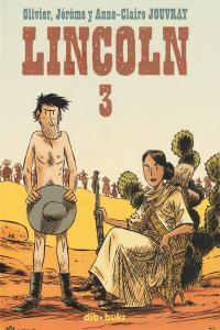 LINCOLN 3: portada