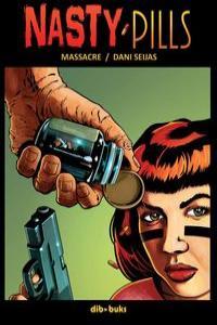 NASTY PILLS: portada