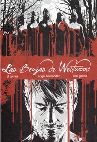 LAS BRUJAS DE WESTWOOD: portada