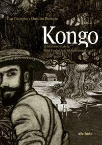 KONGO: portada