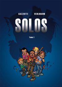 SOLOS 1: portada