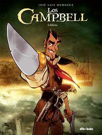 LOS CAMPBELL 1: portada