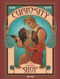 CURIOSITY SHOP 3: portada
