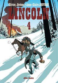 LINCOLN 4: portada