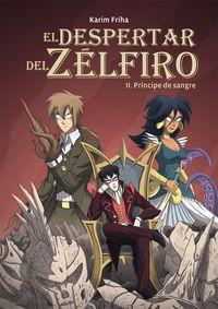EL DESPERTAR DEL ZéLFIRO 2: portada