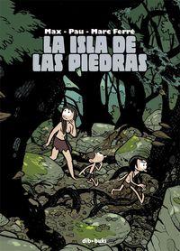 LA ISLA DE LAS PIEDRAS: portada