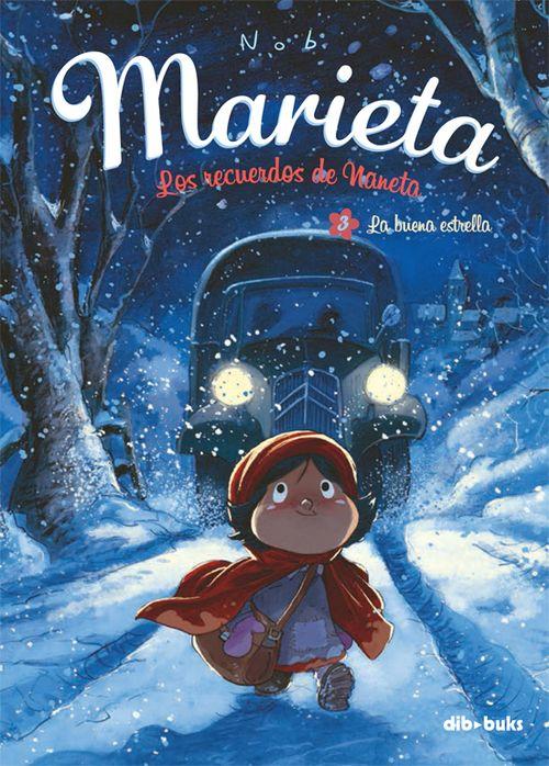 MARIETA 3 LA BUENA ESTRELLA: portada