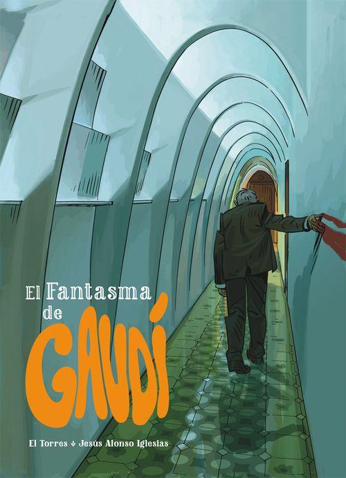 El fantasma de Gaudí: portada