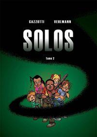 SOLOS 2: portada