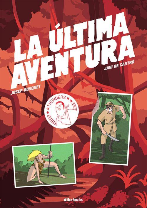 ULTIMA AVENTURA,LA: portada