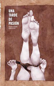 Una tarde de pasión: portada