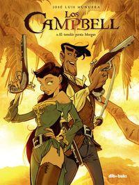 Los Campbell 2: portada