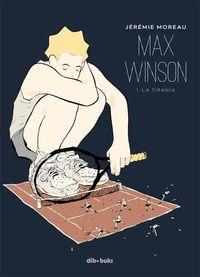 Max Winson 1: portada