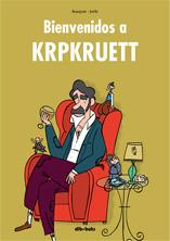 Bienvenidos a Krpkruett: portada