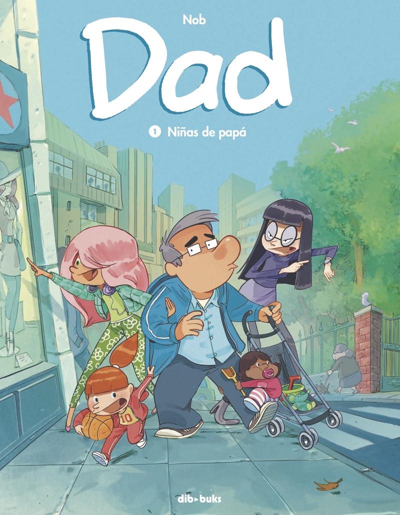 DAD 1: portada