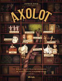 Axolot: portada