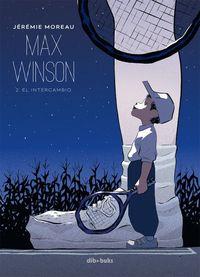 MAX WINSON 2: portada
