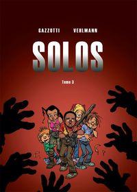 SOLOS 3: portada