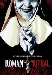 Roman Ritual: portada