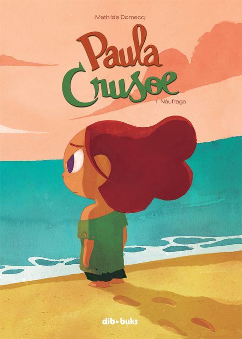 PAULA CRUSOE 1: portada