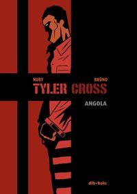 Tyler Cross 2: portada