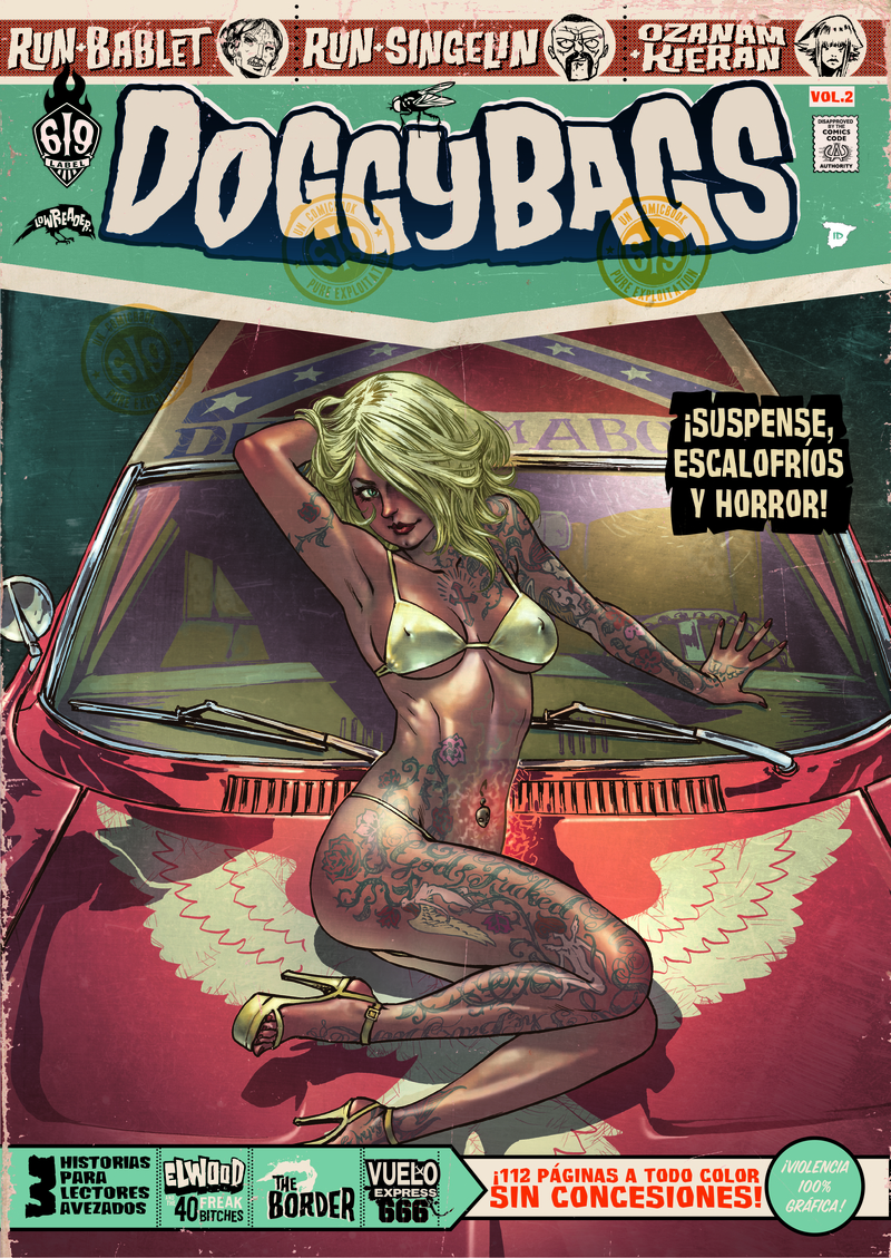Doggy Bags 2: portada