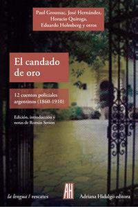CANDADO DE ORO,EL: portada