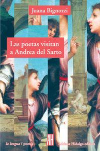 LAS POETAS VISITAN A ANDREA DEL SARTO: portada