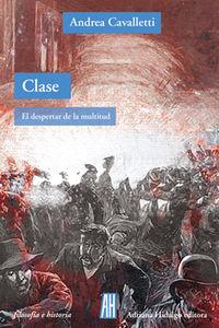 CLASE: portada
