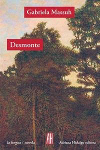 DESMONTE: portada