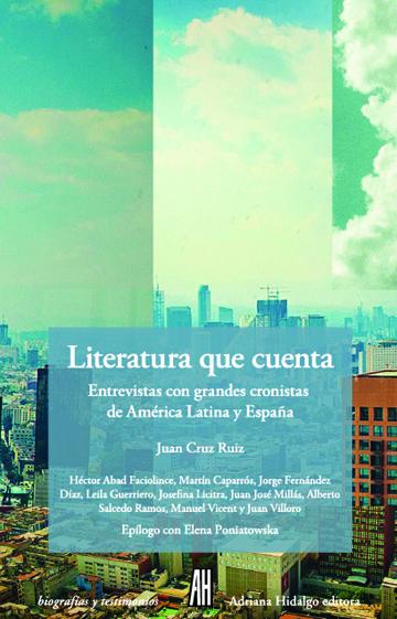 Literatura que cuenta: portada