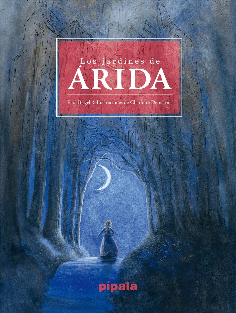 LOS JARDINES DE ÁRIDA: portada