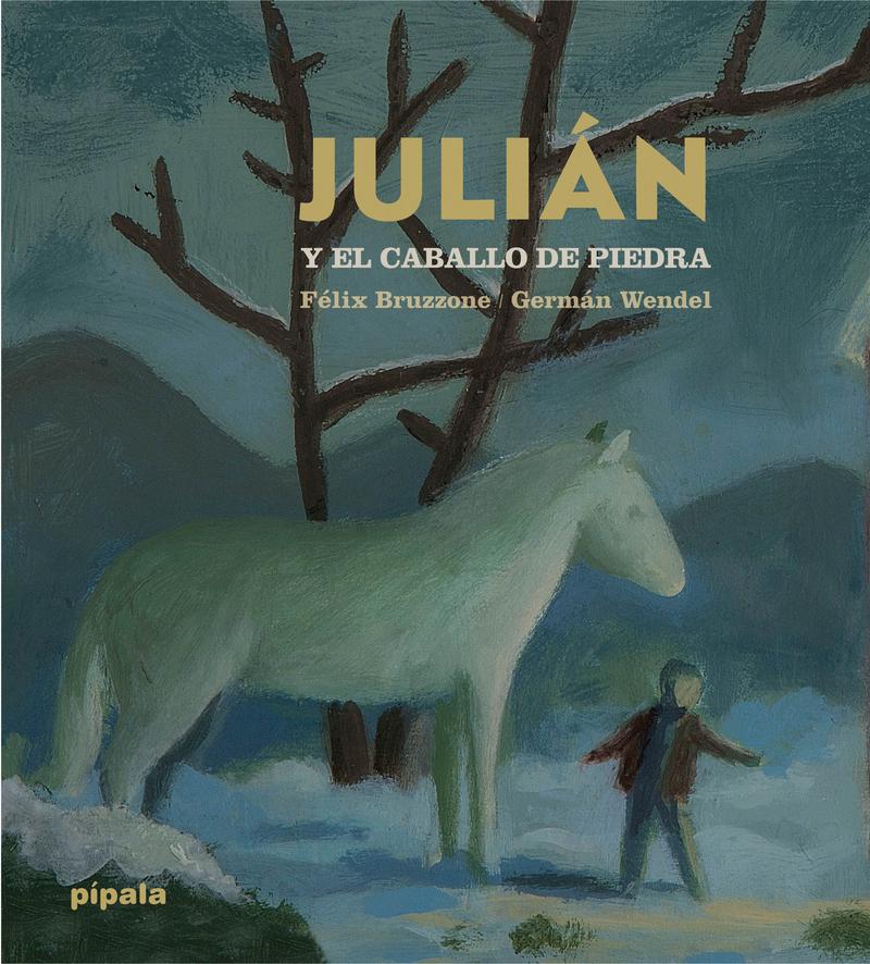 JULI�N Y EL CABALLO DE PIEDRA: portada