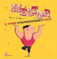 HÉCTOR, EL HOMBRE (NE): portada