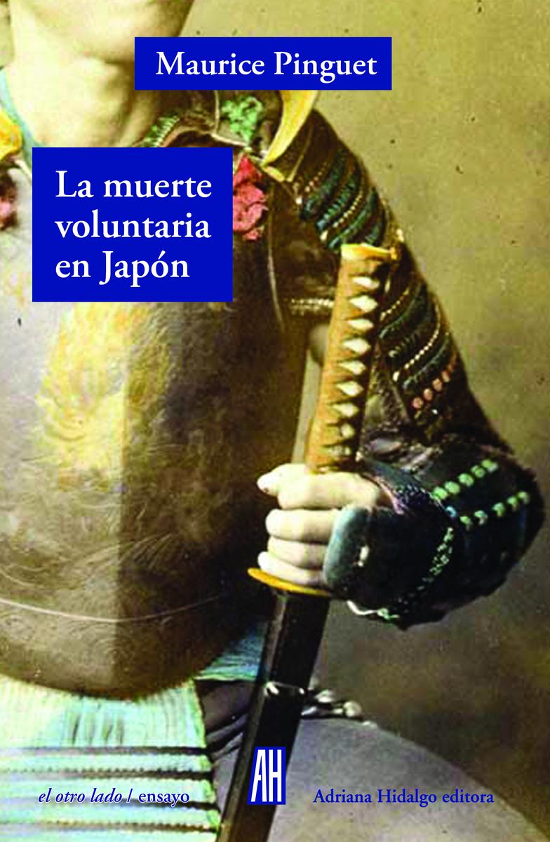 La muerte voluntaria en Japón: portada