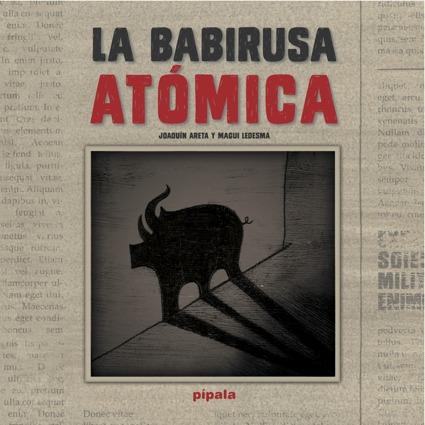LA BABIRUSA ATÓMICA: portada