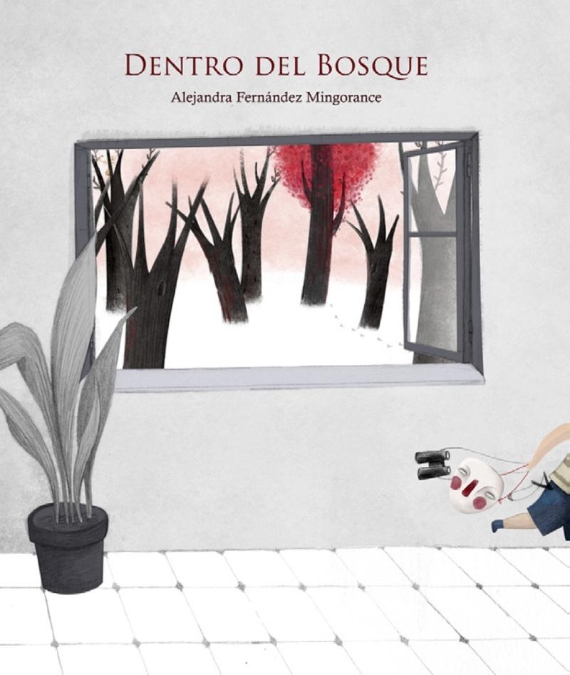 DENTRO DEL BOSQUE: portada