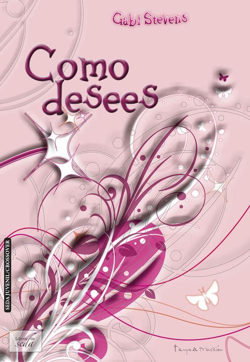 COMO DESEES: portada