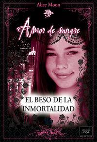 BESO DE LA INMORTALIDAD,EL: portada
